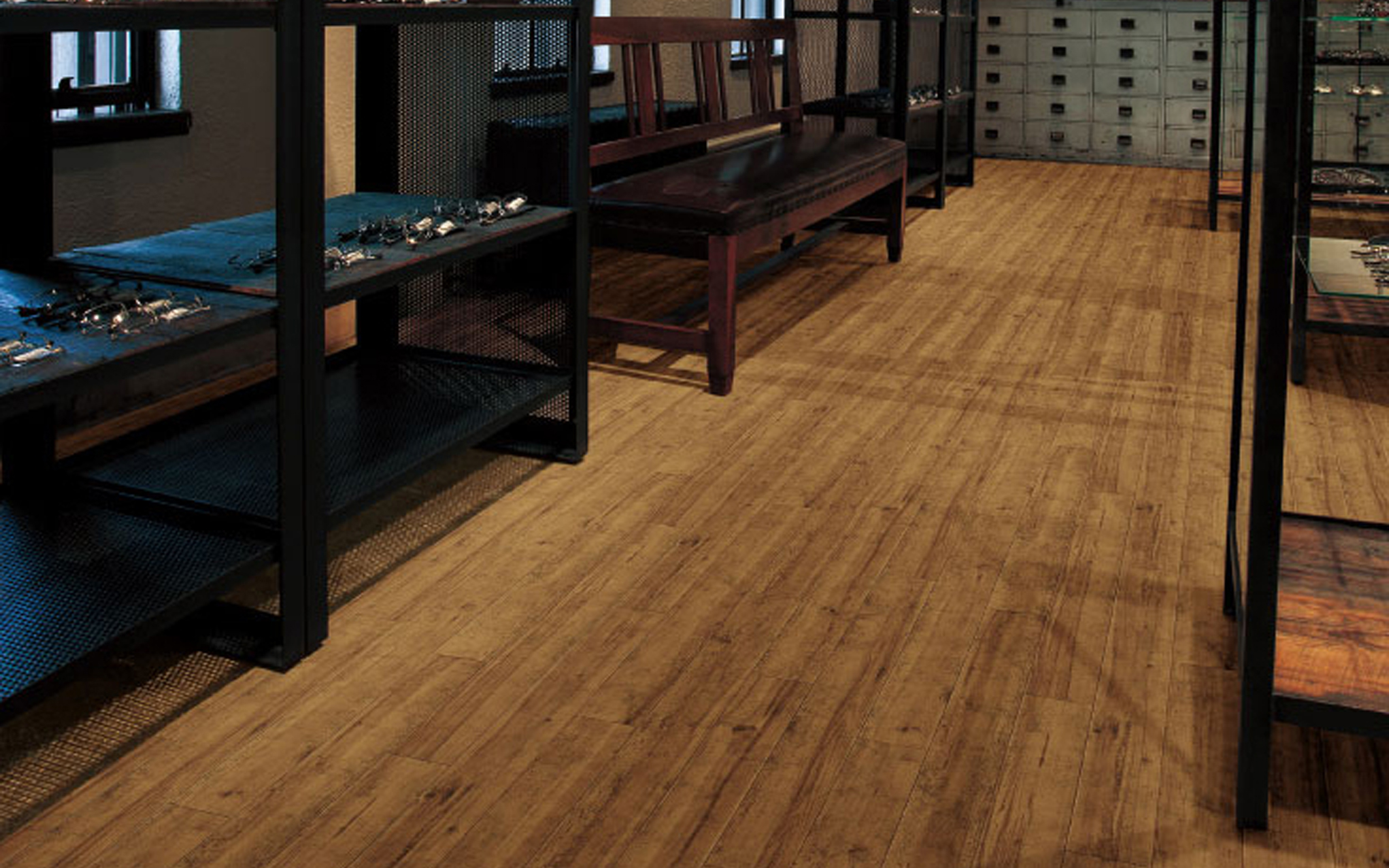 Cushion Floor. SXG Series (Retail)